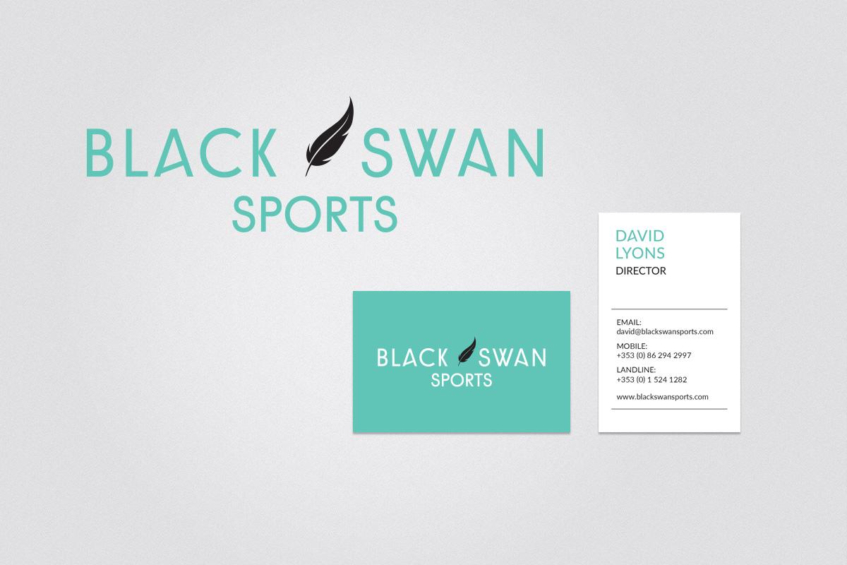 Black Swan Sports Branding