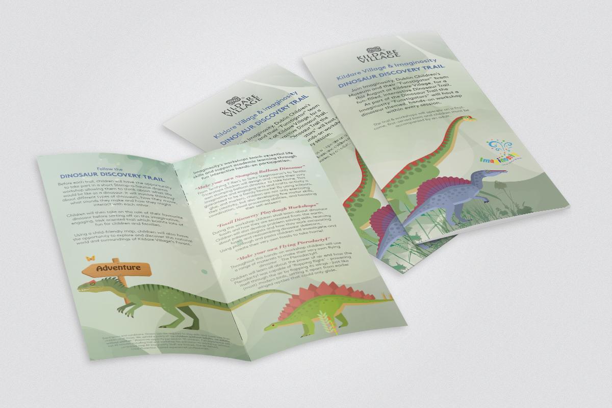 DL brochure for Kildare Village