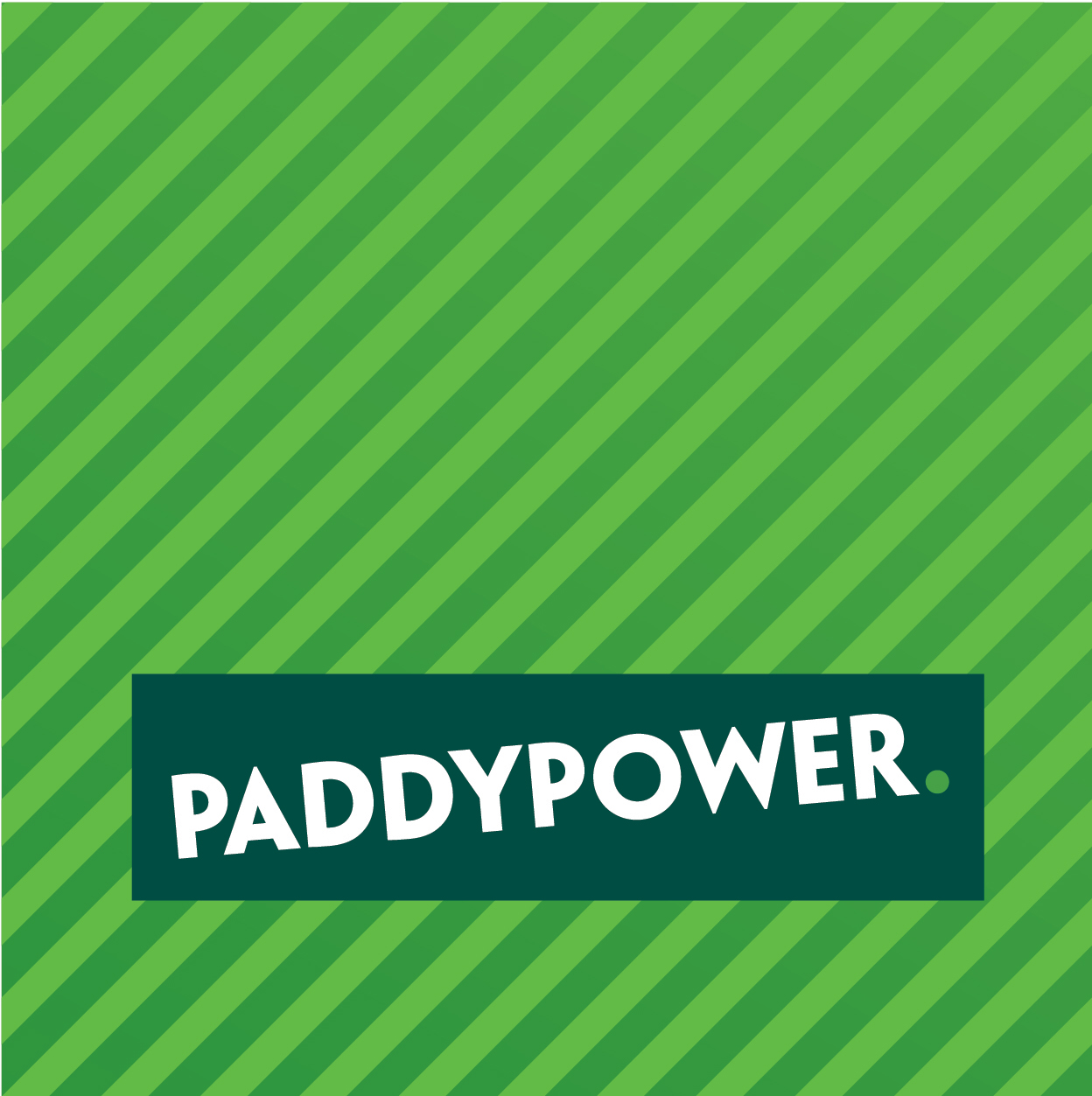 Graphic design for Paddy Power