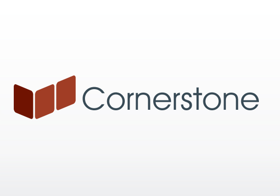 Cornerstone Logo design