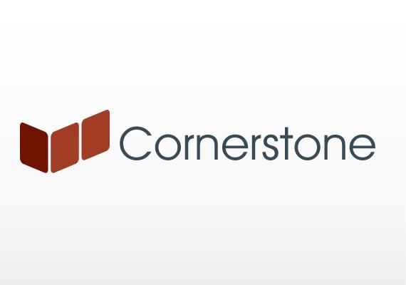 Cornerstone Logo design